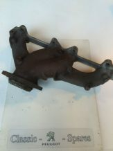 peugeot 205 1.6 / 1.9 gti exhaust manifold un-cracked next day postage  2 bars